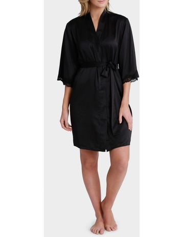 Soho  Satin Basics  Robe SSOW17011 016548fca