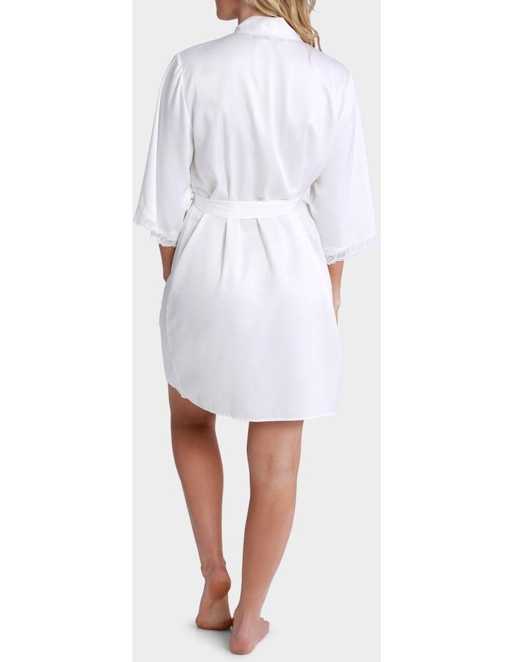 'Satin Basics' Robe SSOW17011 image 2