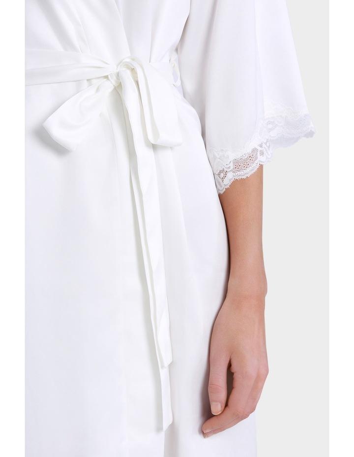 'Satin Basics' Robe SSOW17011 image 3