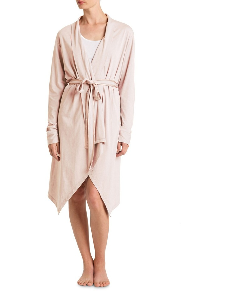 'Bamboo Cotton' Robe LEVMSLRB image 1