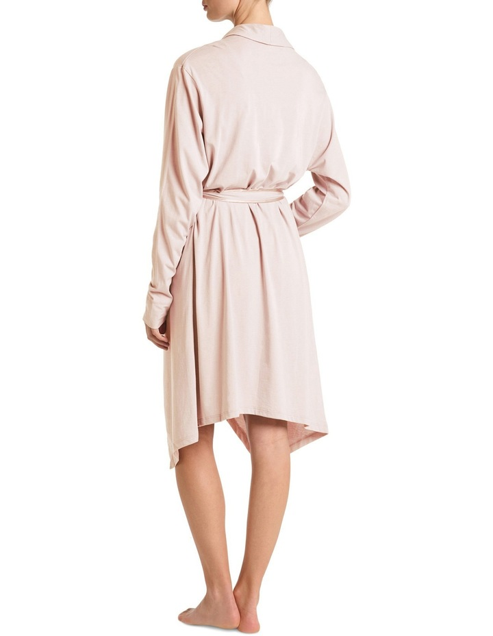 'Bamboo Cotton' Robe LEVMSLRB image 2