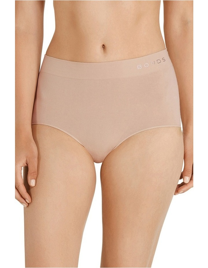 Comfy Tails Full Brief Seamfree WWGAA image 1