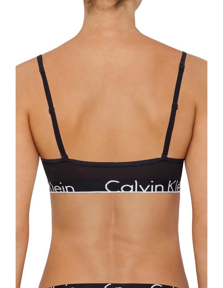 'Calvin Klein ID Cotton' Triangle Unlined Bra QF1758 image 2
