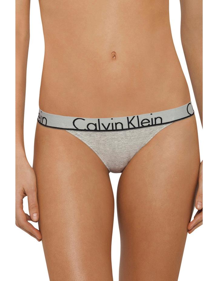 71d7ea4fab9db  Calvin Klein ID Cotton  Tanga QF1760 image 1.