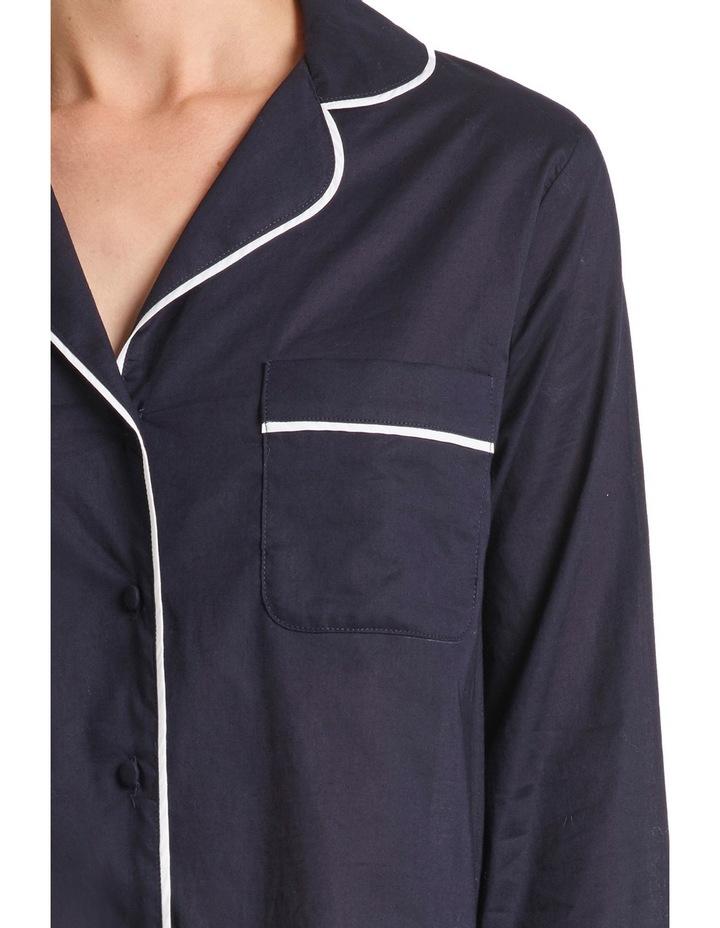 'Cotton Voile' Sleep Shirt LEVMSLWVNST image 3