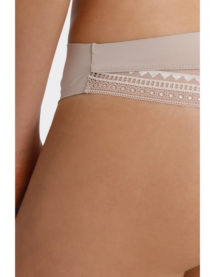 Bonded Micro & Lace G-String USOS18051 image 3