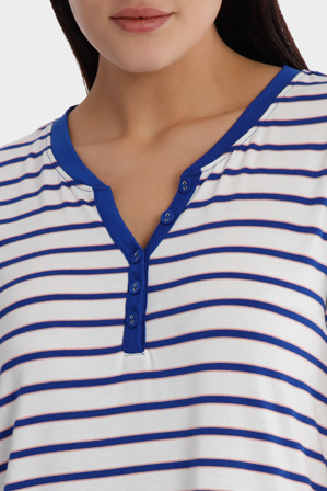 Soho - 'Essentials' Short Sleeve Nightie SSOS18004S
