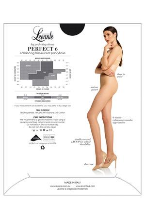 Levante - 'Perfect 6' Pantyhose  LEVPER6PH