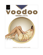 Voodoo - Touch Sheers H30490