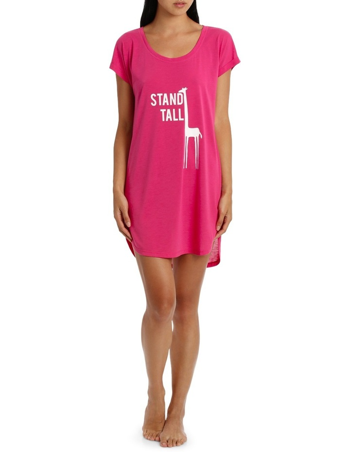Stand Tall Oversized Tee SMSS18056 image 1