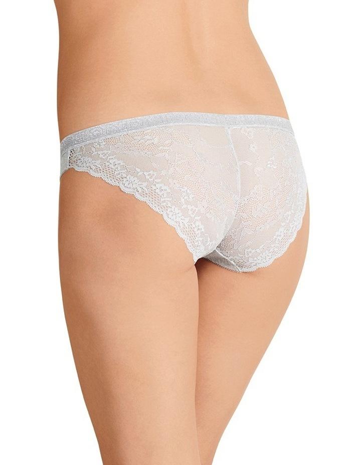 'Galoon Lacies' Christmas Cotton Lace Bikini WVMX image 2