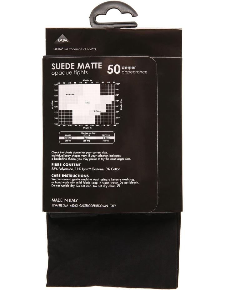 50D Suede Matte Tights  SUEM50TI image 4