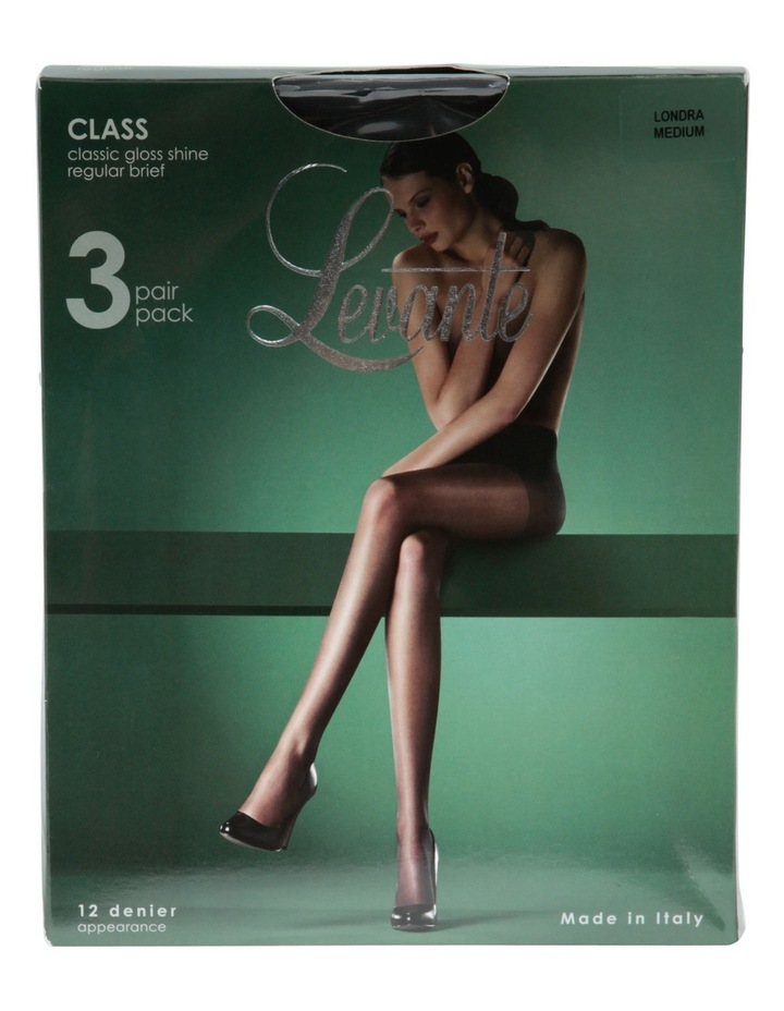 'Class Regular' pantyhose 3 pair pack CLA3PPH image 3