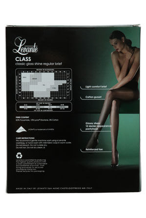 Levante - 'Class Regular' pantyhose 3 pair pack CLA3PPH