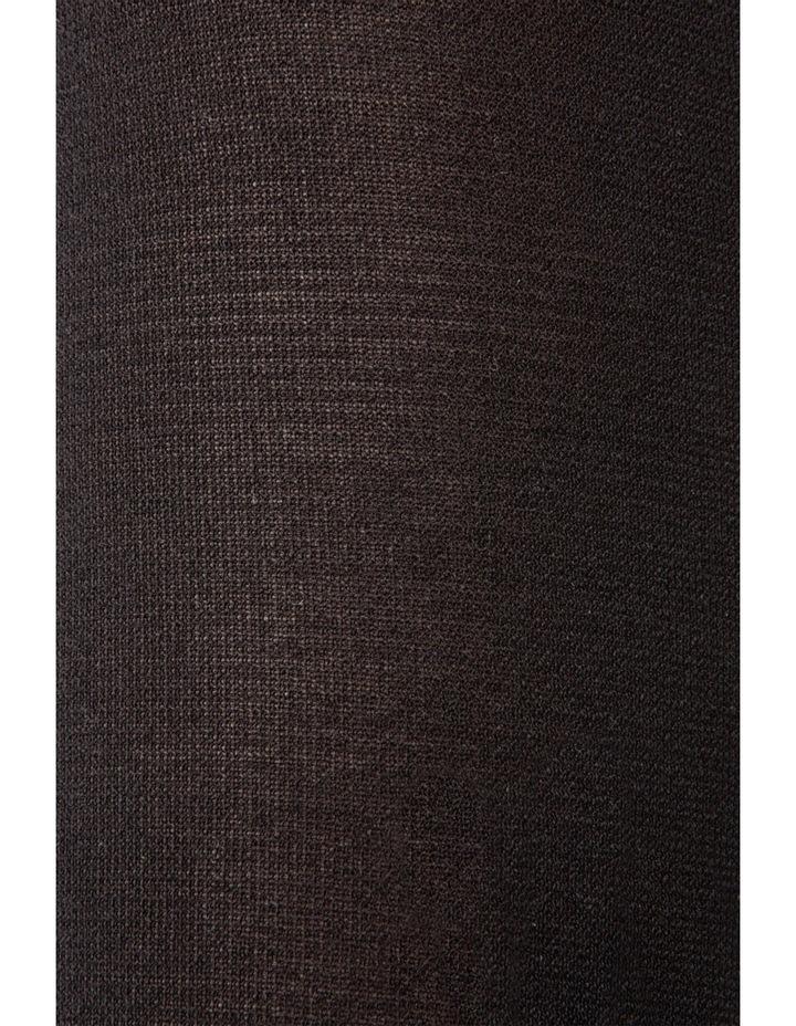 70D Hipster Matte Opaque Black Tights HIPOP70TI image 2