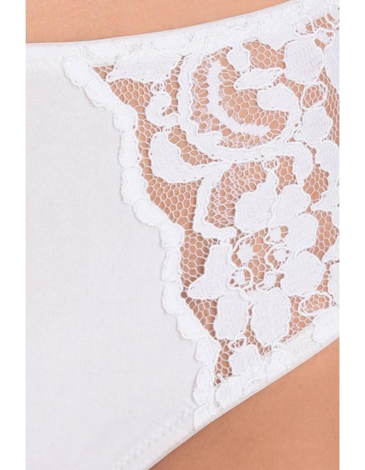 Cotton & Lace Full Brief 13FB219 image 3