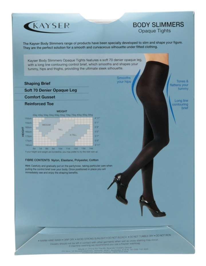 Bodyslimmers Opaque Tights H10888 image 4