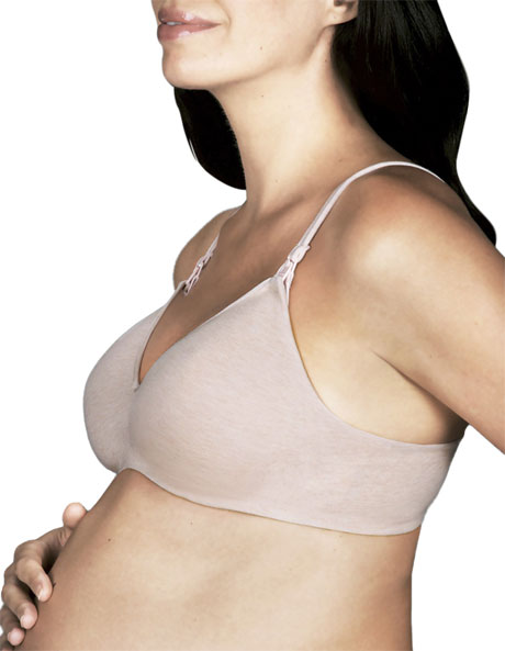 Barely There Wirefree Maternity Bra YZS9 image 2