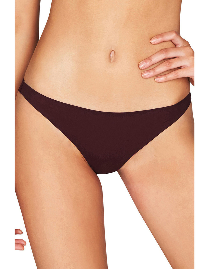 Stella Smooth & Lace thong S37-250 image 1