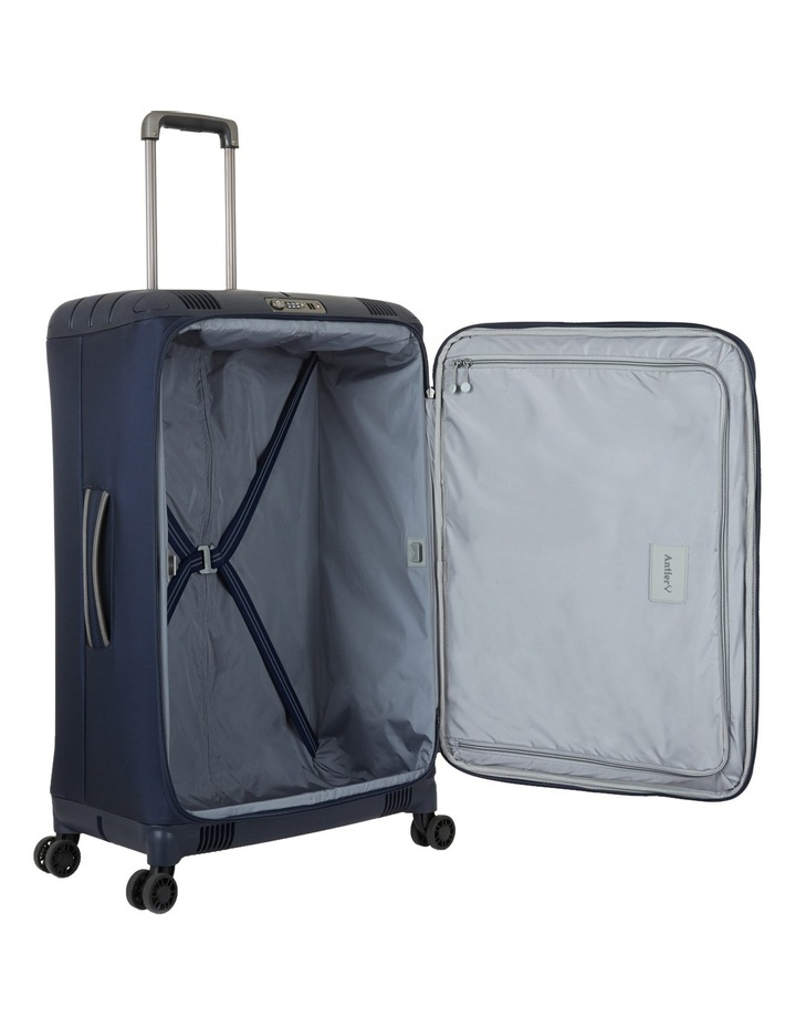 Titus Softside Spinner Case Large Navy 82cm 2.7kg 3906114022 image 3