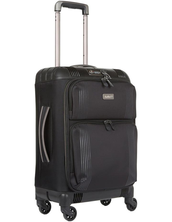 Titus Softside Spinner Case Small Black 56cm 2.2kg  3906124023 image 2