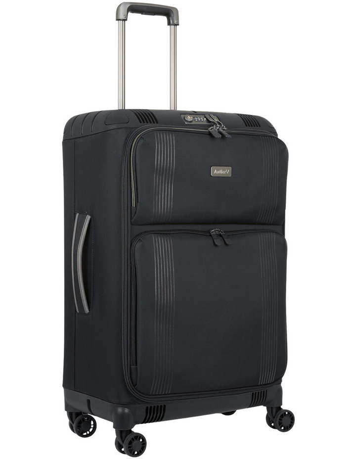 Titus Softside Spinner Case Medium Black 69cm 2.2kg 3906124023 image 3