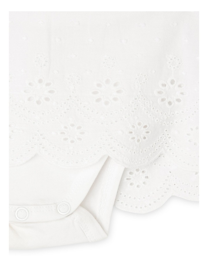 Broderie Bodysuit NGS19017-CW1. image 2