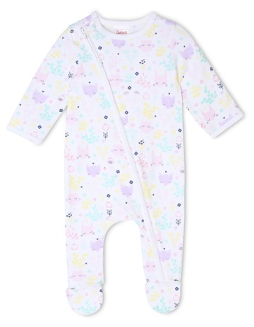 Girls' Clothing (newborn-5t) Clothing, Shoes & Accessories The Best Sprout 000 Romper Pink Baby Girl Easy To Use
