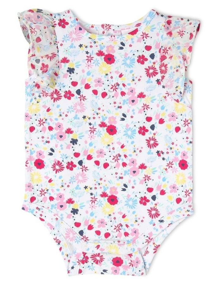 Flutter Sleeve Bodysuit image 1