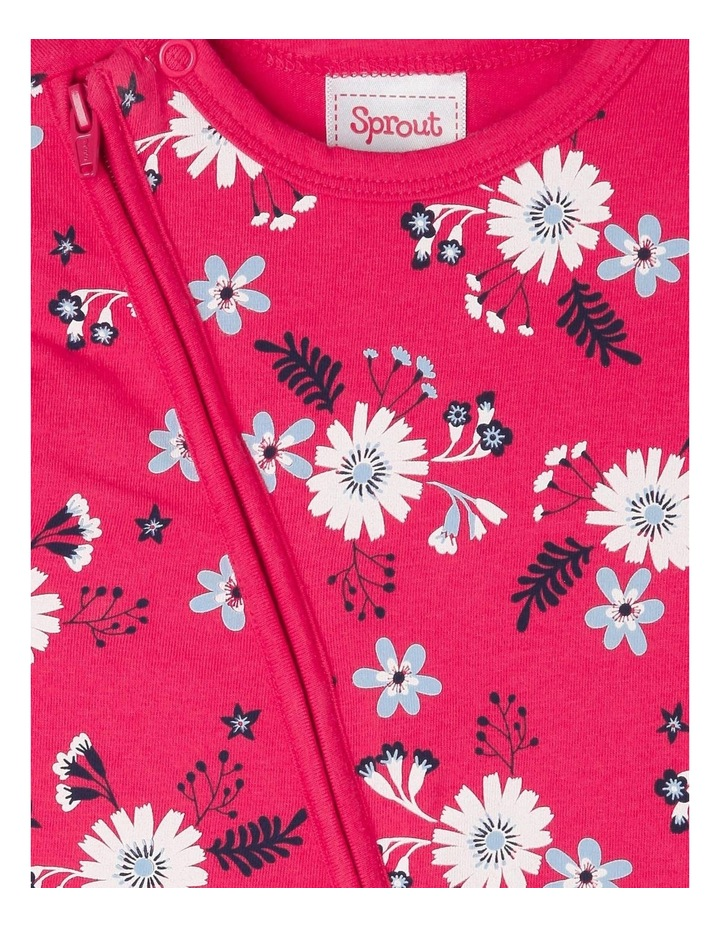 Essential Coverall - Raspberry image 2
