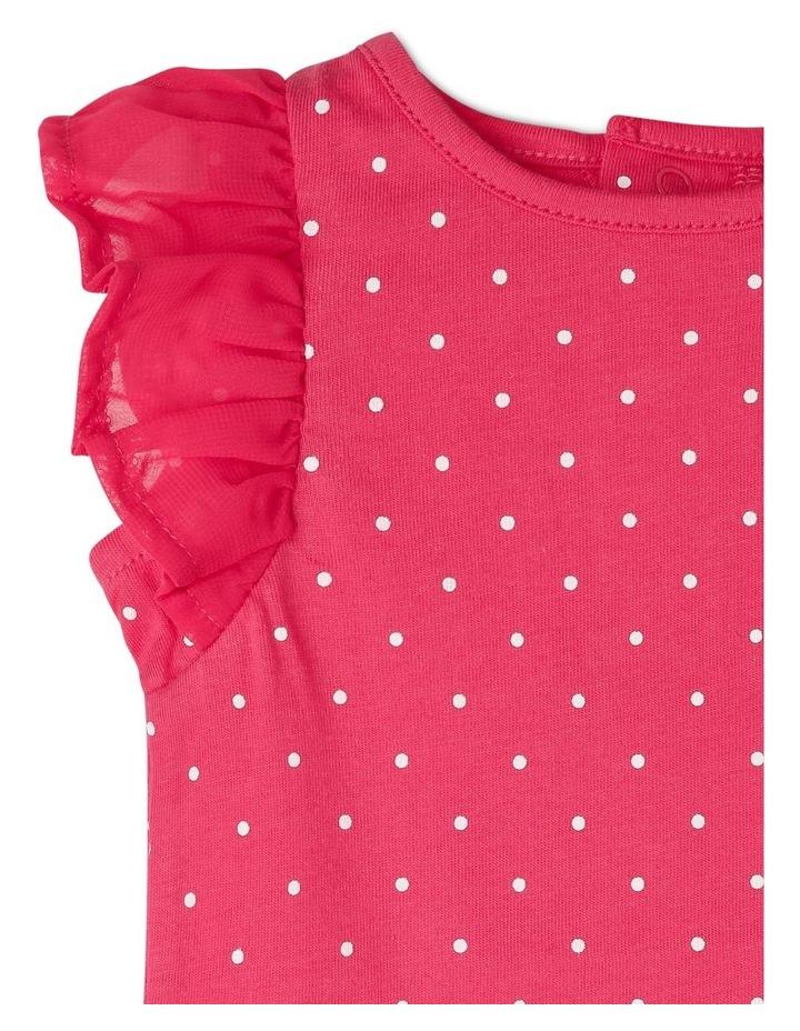 Flutter Sleeve Bodysuit image 2