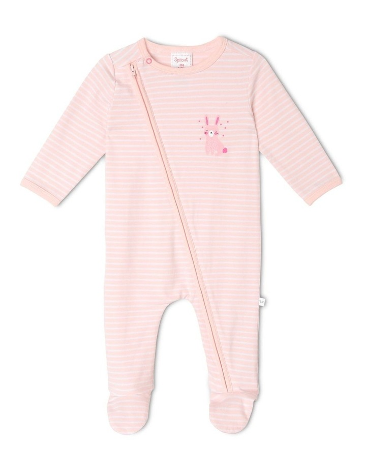 Essential Light Pink Coverall image 1