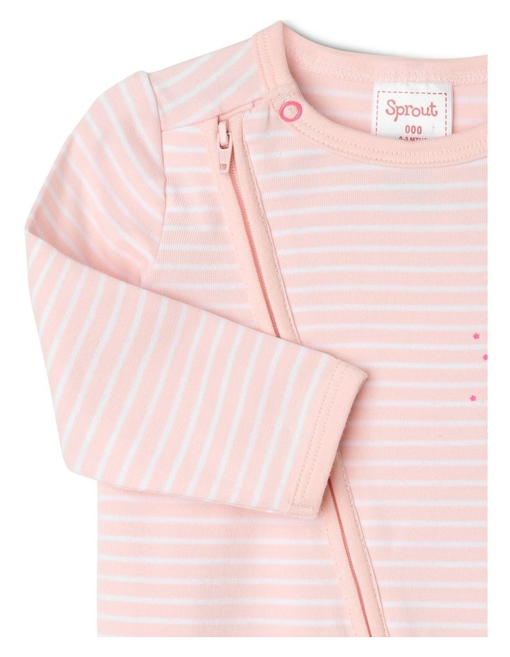 Essential Light Pink Coverall image 2