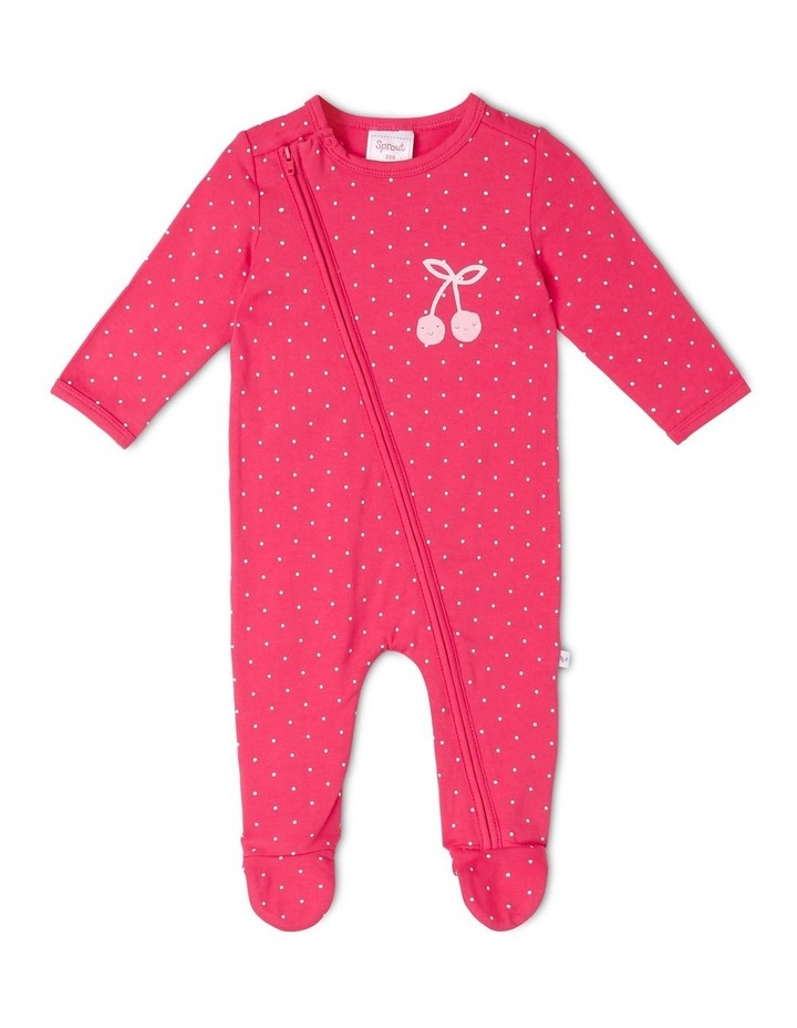 Essential Raspberry Coverall image 1