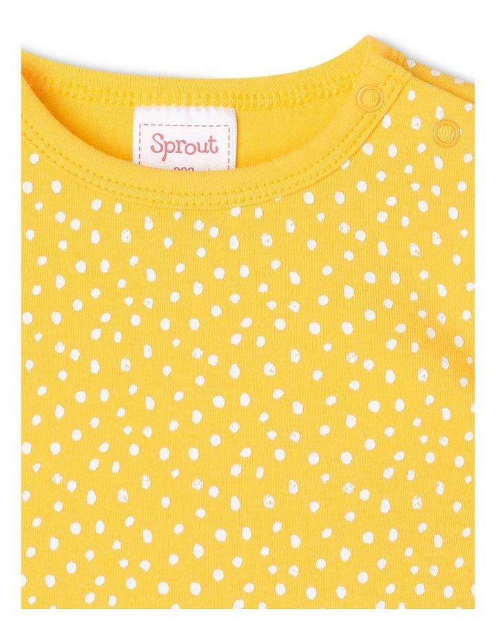 Essential Mustard Bodysuit image 2