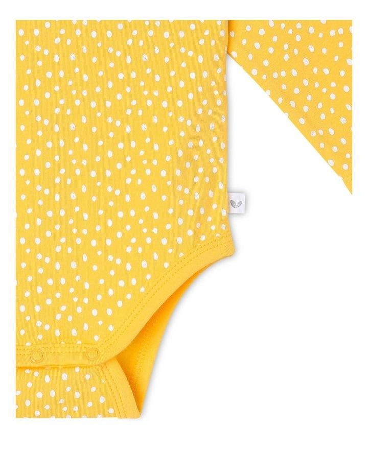 Essential Mustard Bodysuit image 3
