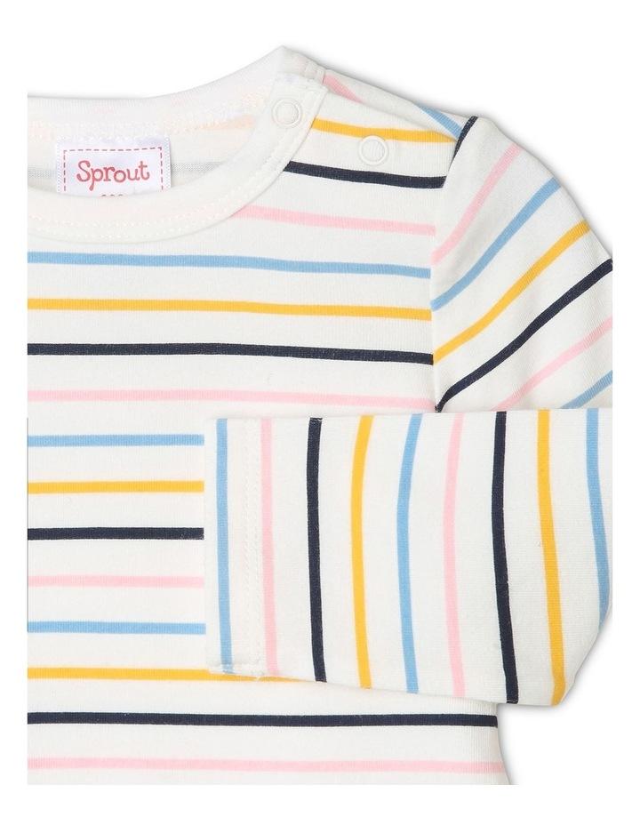 Girls Essential Rainbow Bodysuit image 2
