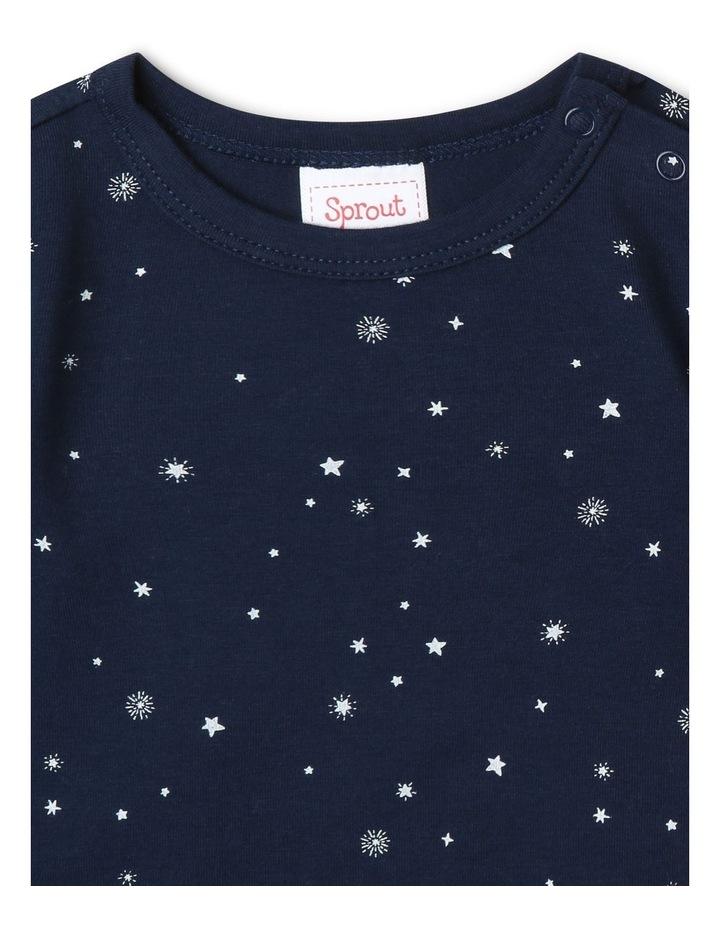 Girls Essential Star Bodysuit image 2