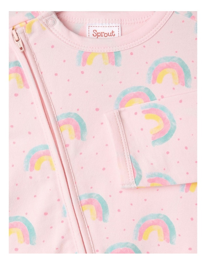 Organic Essential Rainbow Coverall image 2