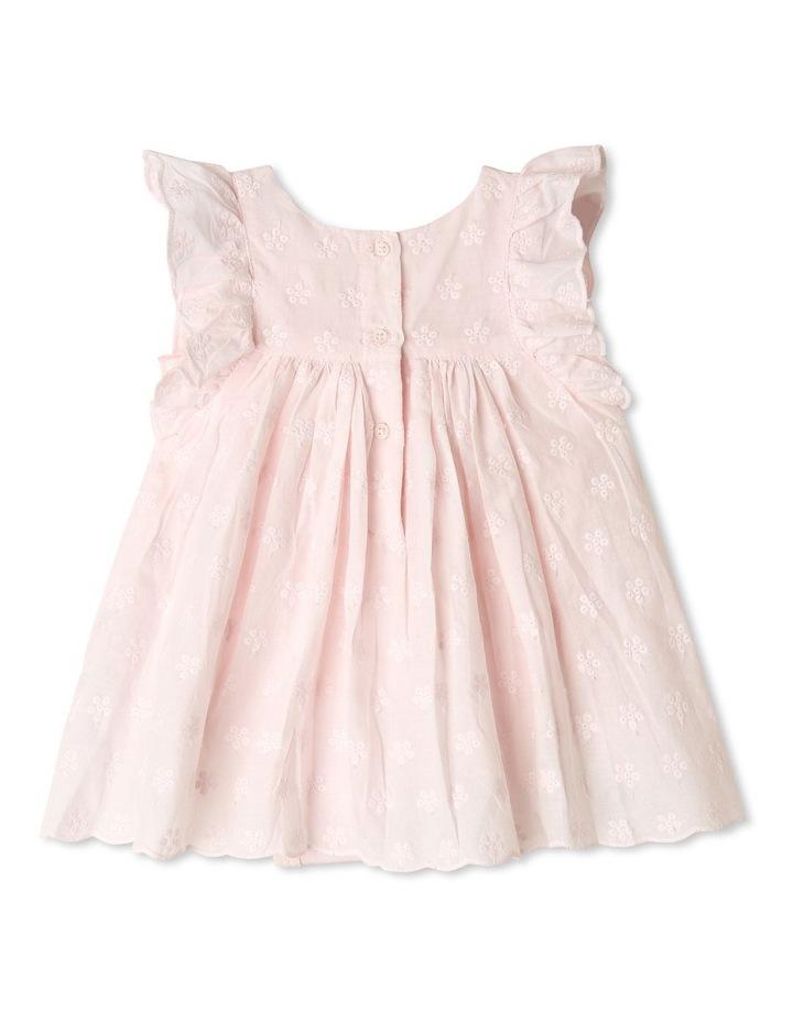 Woven Broderie Dress Bodysuit image 5