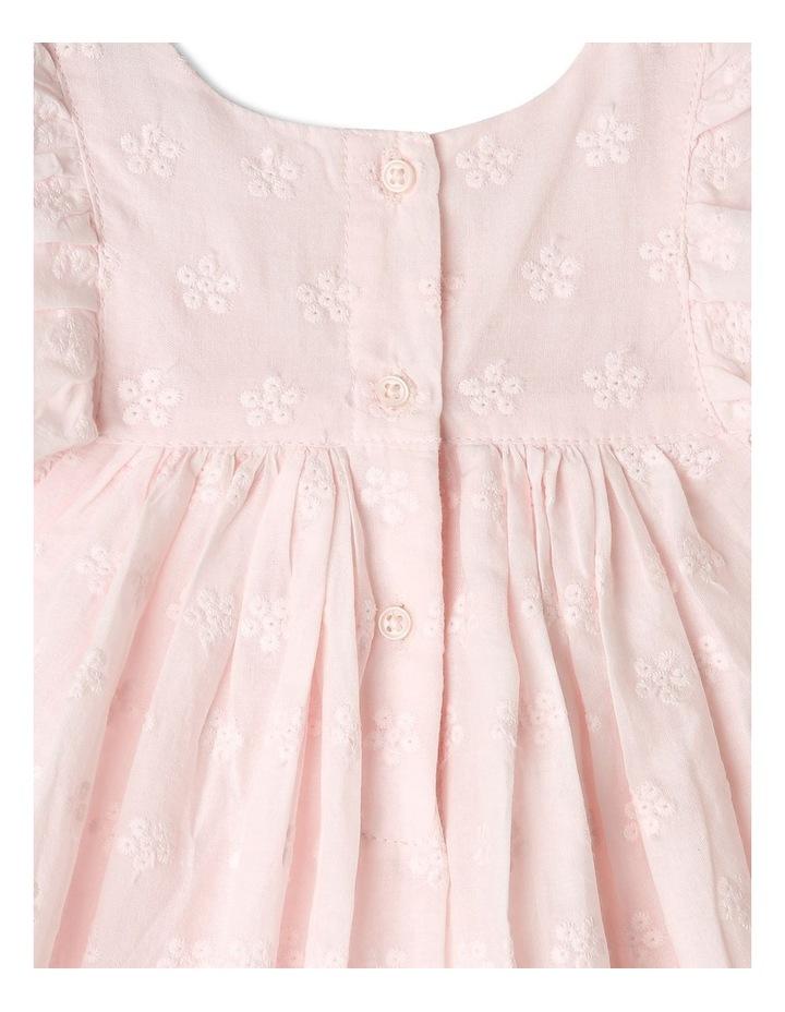 Woven Broderie Dress Bodysuit image 6