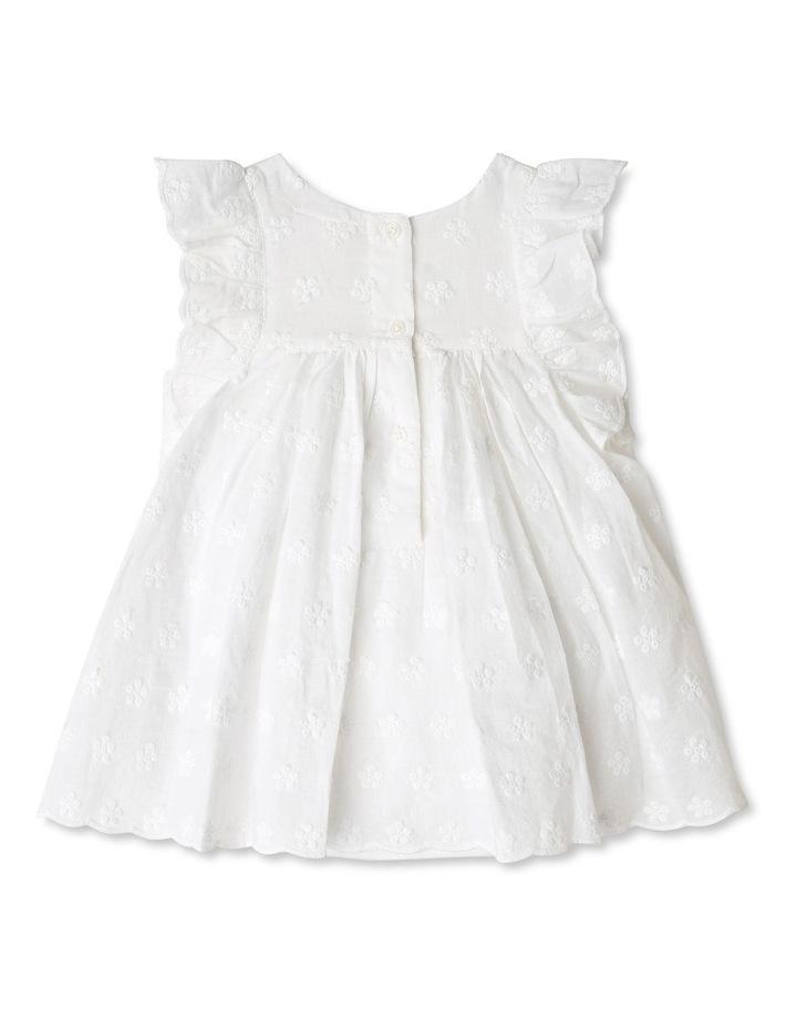 Broderie Bodysuit Dress image 5