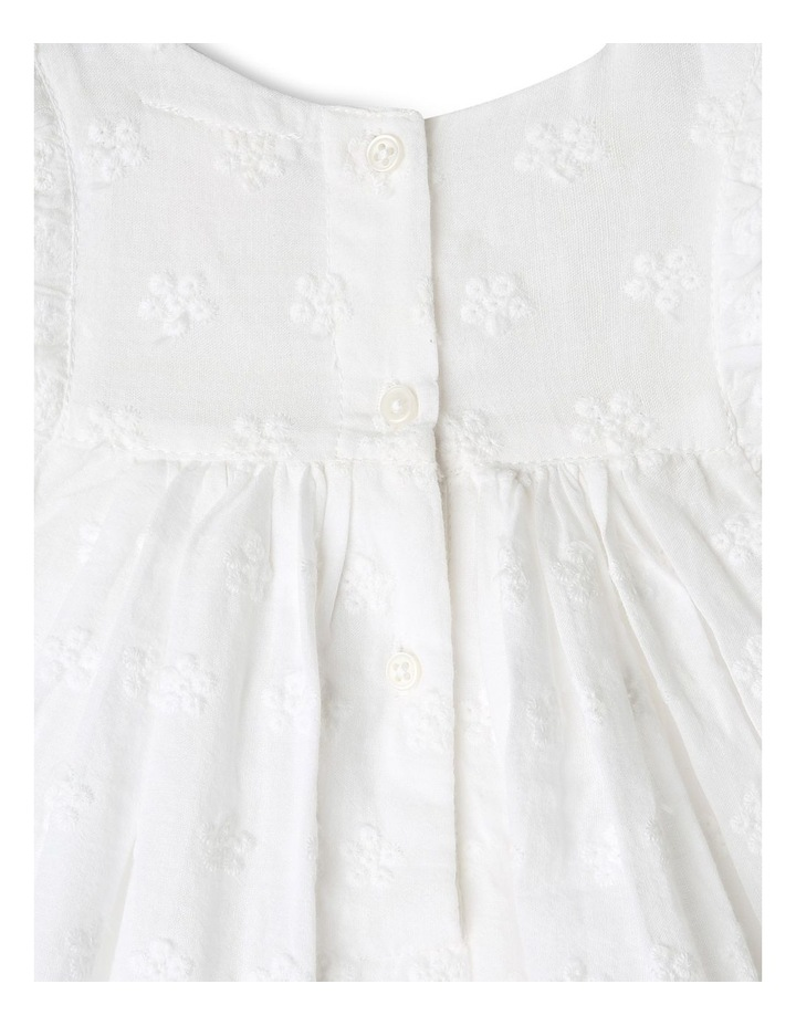 Broderie Bodysuit Dress image 6