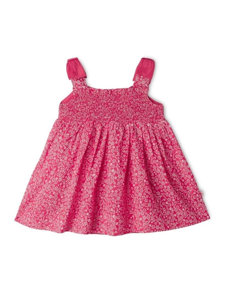 Heart Floral Bodysuit Dress image 1