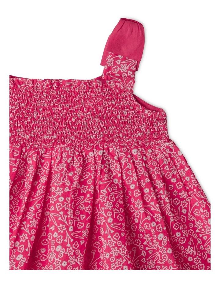 Heart Floral Bodysuit Dress image 3