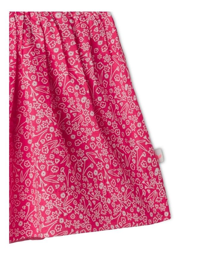 Heart Floral Bodysuit Dress image 4