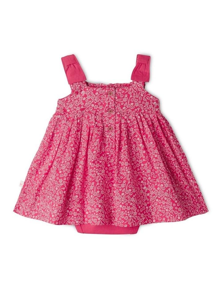Heart Floral Bodysuit Dress image 5