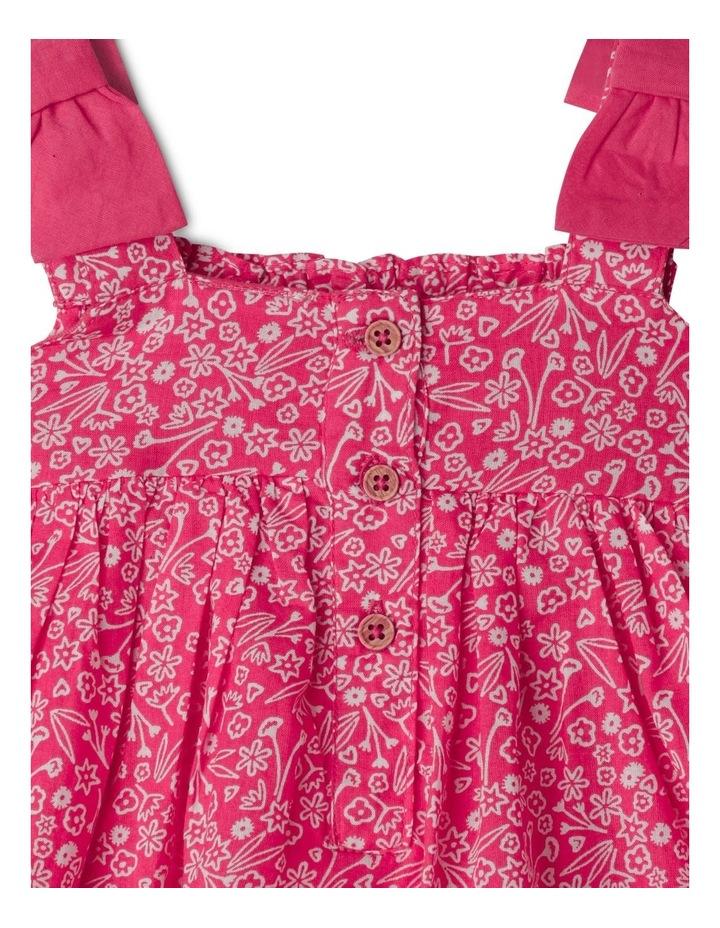 Heart Floral Bodysuit Dress image 6
