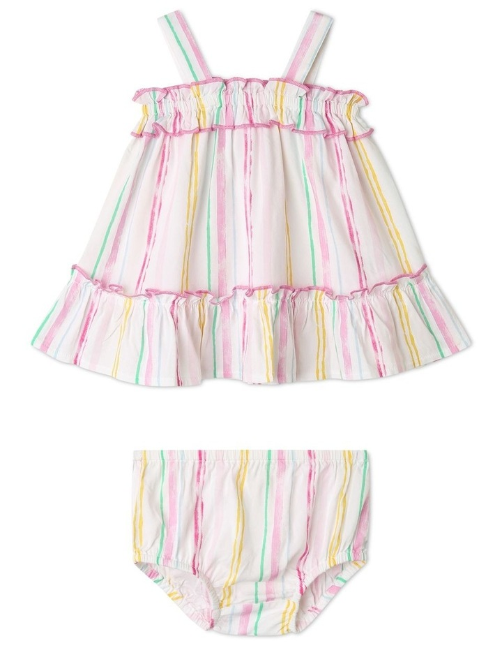 Wonka Stripe Dress image 1