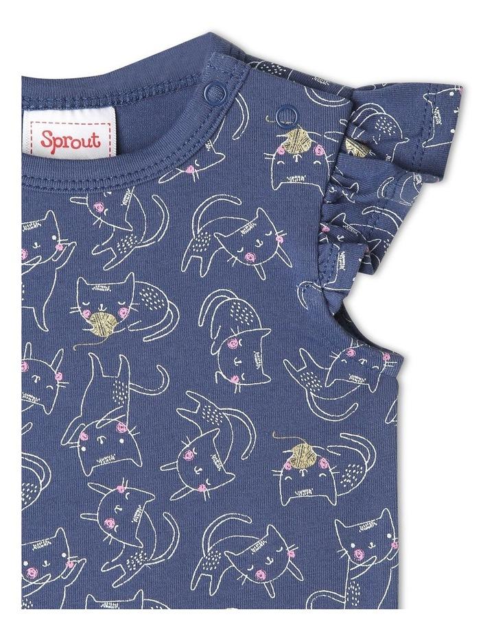 Organic Essential Cat-Aclysm Bodysuit image 2